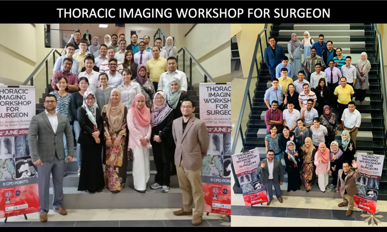 Thoracic Imaging Workshop for Surgeon