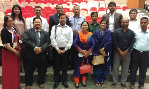 Bangladesh Ministry of Health Visit